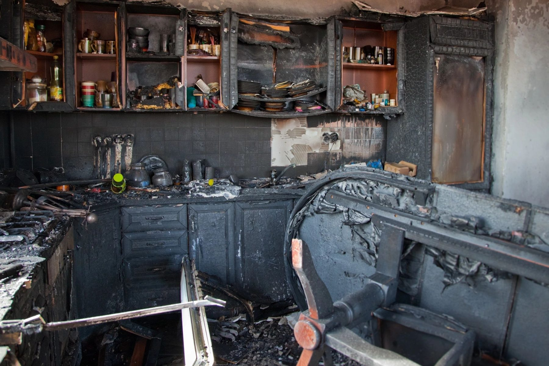 fire damage restoration near me