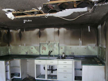 house fire smoke damage